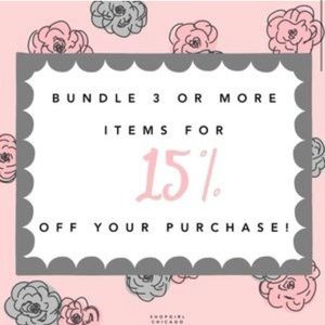 Other - Bundle and Save!!! 💖🌻💫